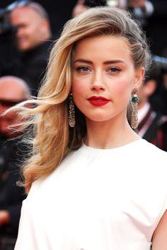 Amber Heard via @stylelist | http://aol.it/Zupn0N