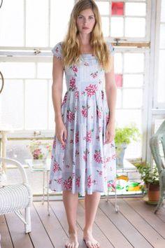 lazybones Laura Dress - Womens Knee Length Dresses - Birdsnest Clothing Online