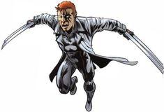 Shatterstar - Gaveedra Seven - Marvel Comics