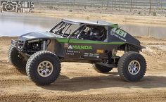 The Ultra SS IFS chassis is the latest progression of Ultra 4 racing technology. Built on a completely new platform giving the driver the best of rock crawli...