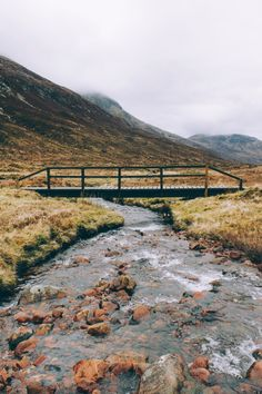 Glencoe is a main settlement in the Lochaber area of the Scottish Highlands. It is a popular hill walking area in summer but can be lonely and deserted in winter.