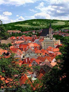 Cesky Krumlov, Czech Republic, One of my favorite places! Places Around The World, The Places Youll Go, Travel Around The World, Places To See, Around The Worlds, Wonderful Places, Beautiful Places, Wachau Valley, Prague Czech Republic
