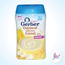 Image result for gerber baby food banana