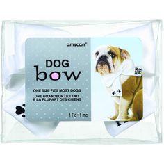 Dog Wedding Tuxedo Bow NEW! [217539 Dog Tuxedo Bow Wedding] : Wholesale Wedding Supplies, Discount Wedding Favors, Party Favors, and Bulk Event Supplies