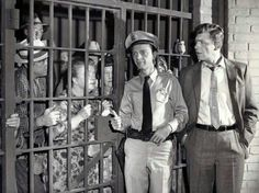 Peace was kept in Mayberry this here day!