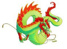 Dragon #32 -Commission- by Mythka.deviantart.