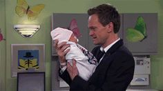 This is mine: | Community Post: What Is The Most Heartwarming Moment In Television History? :: Agreed! And she was so adorable with her little pacifier. OMG, go away baby feels!! ::
