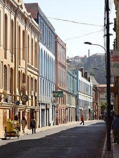 UNESCO World Heritage Site:  Historic Quarter of the Seaport City of Valparaiso, CHILE