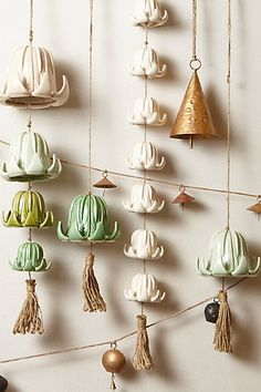 Love these hanging chimes.