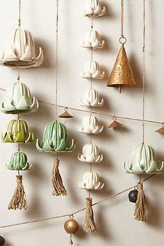 flower tea chimes