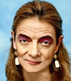 New Mr Bean for Mars just for you to make this world the place where you can be laughed. Funny Celebrity Pics, Celebrity Look, Celebrity Pictures, Celebrity Faces, Kevin Spacey, Richard Gere, Nicolas Cage, Jim Carrey, Harrison Ford