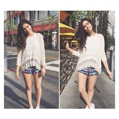 California Bethany Mota ❤ liked on Polyvore featuring bethany mota, people, pics, pictures and girls
