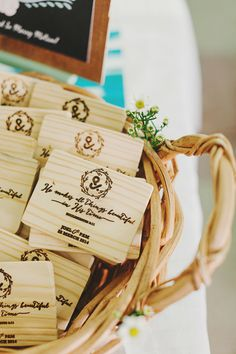 wood burned cutting board #favors - photo by http://www.jonathanong.com/ - http://ruffledblog.com/handcrafted-singapore-wedding/