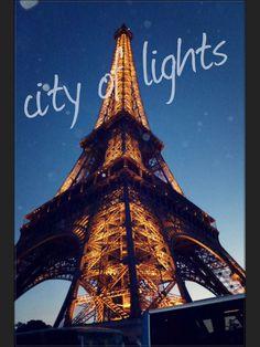 Paris: City of lights