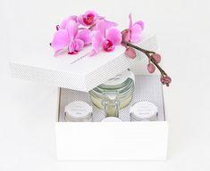 Jade csomag tele organikus finomságokkal Bio, Jade, Container, Handmade, Hand Made, Handarbeit