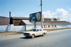 Yuri Gagarin Monuments ©René Nuijens