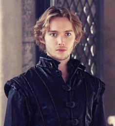 Toby Regbo as Francis Valois in Reign