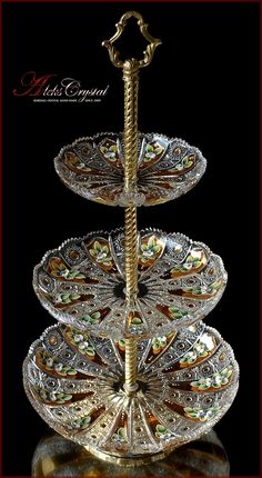 Crystal Glassware, Crystal Decanter, Cut Glass, Glass Art, Bohemia Crystal, Antique Glassware, Tea Pot Set, Gems And Minerals, Vase