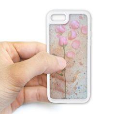 scattered petals flower iPhone 5C Case on CafePress.com