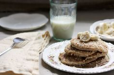 coconut & almond crusted bananapancakes - what's cooking good looking - a healthy, seasonal, tasty food and recipe journal