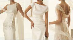 collezione Le Spose di Gió 2012, la scelta perfetta per una sposa minimal-chic