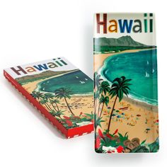 Come Fly With Me Hawaii Tray