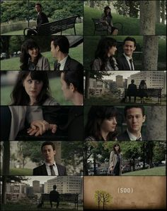 """i really do hope you're happy."" so heartbreaking. (500) Days of Summer"