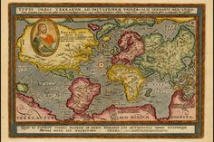 Old Maps, Cartography, Infographic, Vintage World Maps, History, Painting, Posters, Infographics, Historia