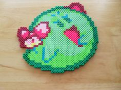 Mario Lady Bow Sprite by DelightfulEpiphany on Etsy, the thing that led me to research Paper Mario