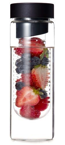 Flavor Infuser Water Bottle - An inexpensive and unique gift for the health conscious hostess.