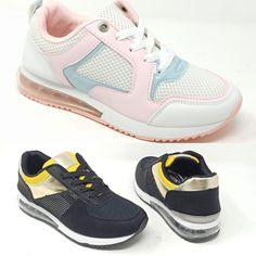 Zapatillas de deporte de mujer.moda y cómodas. Sneakers, Shoes, Fashion, Girls Dresses, Bridal Gowns, Sports, Boyfriends, Men, Women