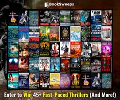 Enter to Win 45+ Fast-Paced Thrillers   HAVE YOU seen this awesome giveaway from BookSweeps? You can win my book, Beltway Betrayers, plus books from authors like Catherine Coulter and Joseph Finder, and a brand new eReader-PLUS you get FREE ebooks just for entering.