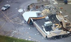Howard County and Kokomo city ripped apart by multiple tornadoes | Daily Mail Online