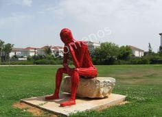 Digital Picture/Photo/Wallpaper/Desktop/Background/Sculpture park, Israel # 6 #Realism
