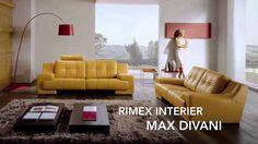 Rimex interier Design Festival, Couch, Fashion Design, Furniture, Home Decor, Settee, Decoration Home, Room Decor, Sofas