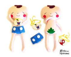 baby doll pattern