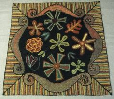Rug Hooking inspiration