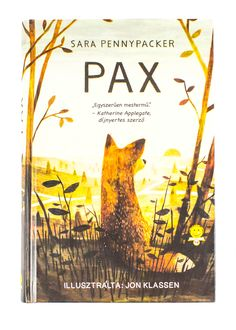 Sara Pennypacker erős tollú író. Az a fajta, aki azonnal kézen fogja az olvasót és az utolsó betűig vele marad. Meg még azután is.  #ifjúságiirodalom #barátság #háború #róka #Könyvmolyképző #SaraPennypacker #YA #book