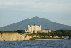 "Tohoku> Aomori Prefecture> Tsugaru West Coast> Tsugaru West Coast ""beautiful Sea of Japan Tokyo Fuji Tsugaru"" Iwaki "", World Natural Heritage"" Shirakami ""surrounded by majestic location"" first-class hotels and inns book rooms in the ""Relux"" First Class Hotel, Sea Of Japan, Aomori, Fuji, West Coast, Tokyo, River, World, Nature"