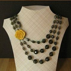 Relasé: Porta collane in carta per ordinare i tuoi gioiell...