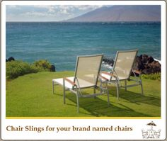 How To Sew Replacement Slings For Patio Chairs Chairs
