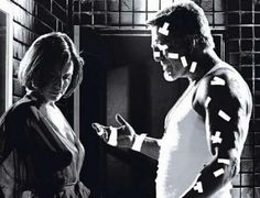 Carla Gugino is Lucille in Sin City