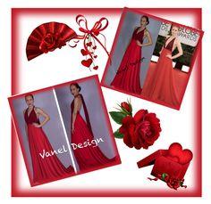 """""""VanelDesign/Vanya Eston"""" by alma-ja ❤ liked on Polyvore"""