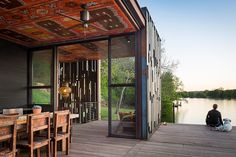 The Lake House in Texas / Andersson Wise Architects