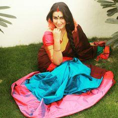 #saree #traditionalsaree #kavithanair