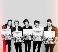 TMH went platinum!!!! :)