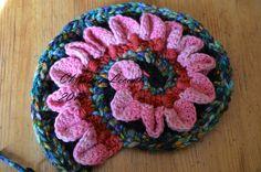 free form crochet.
