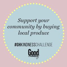 67 daily acts of kindness: Here are some easy ways you can make someone's day. Kindness Challenge, Good Housekeeping, Acting, Easy