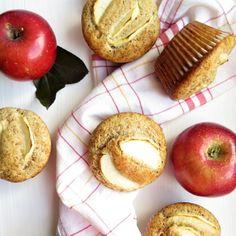 Chutné bezlepkové muffiny z pohankové mouky a perníkového koření. Vyzkoušený recept