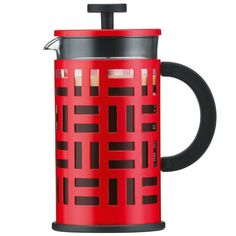 Eileen Coffee maker, 8 cup, 1.0 l, 34 oz Red